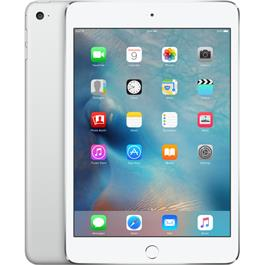 Apple iPad mini 4 - 128 GB - Wi-Fi - Zilver